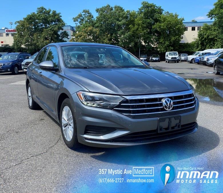 Used Volkswagen Jetta S Auto w/SULEV 2019   Inman Motors Sales. Medford, Massachusetts