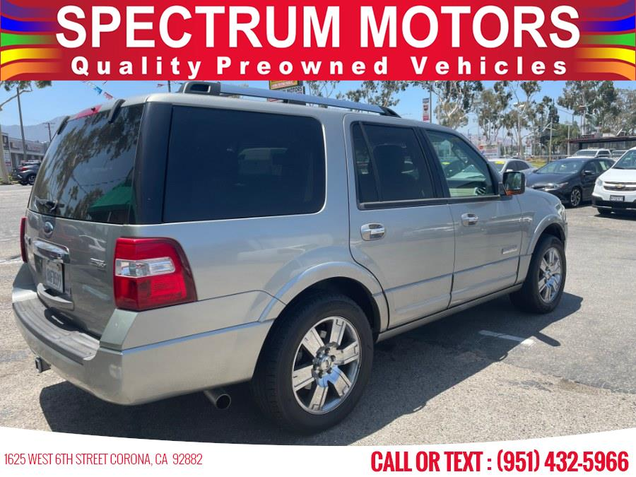 Used Ford Expedition 2WD 4dr Limited 2008   Spectrum Motors. Corona, California