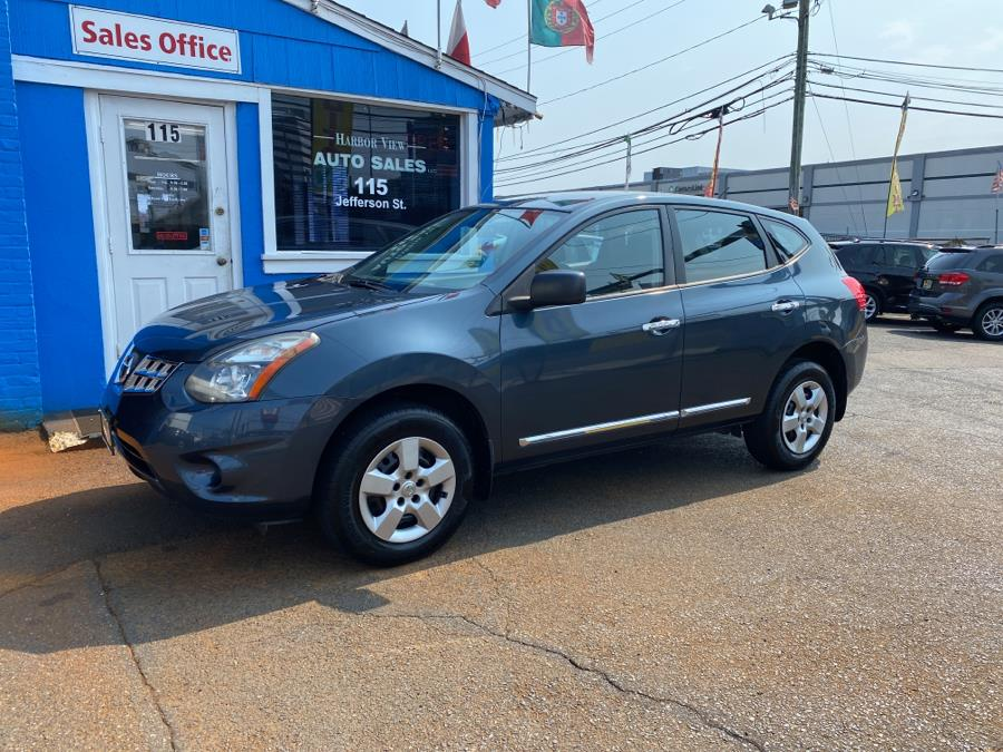 Used 2014 Nissan Rogue Select in Stamford, Connecticut | Harbor View Auto Sales LLC. Stamford, Connecticut