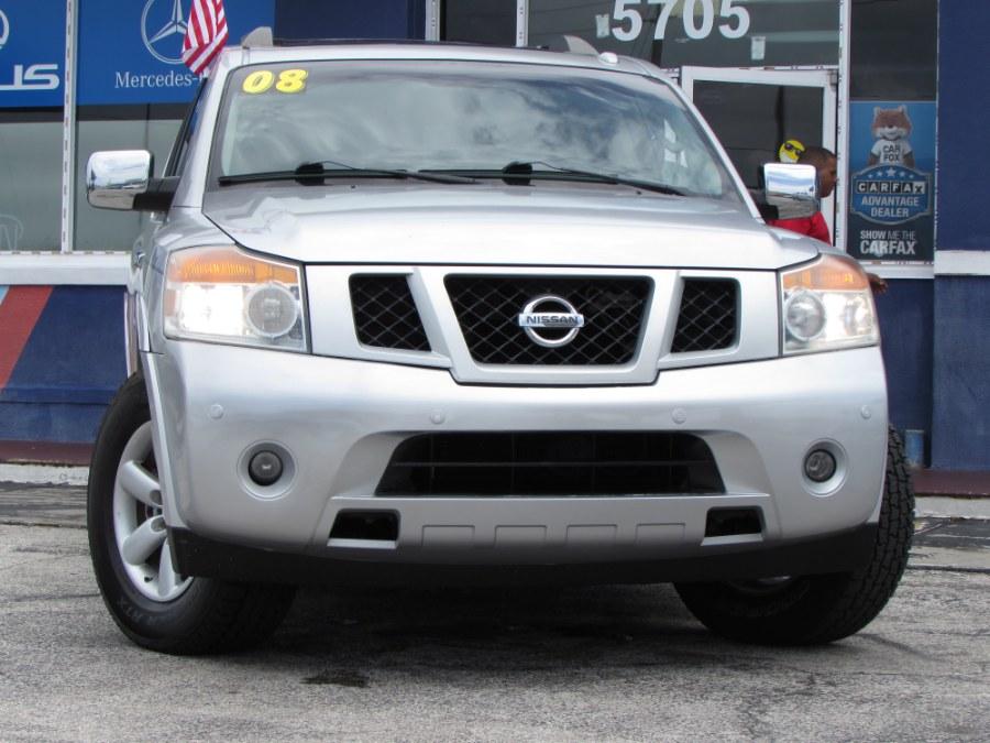 Used 2008 Nissan Armada in Orlando, Florida | VIP Auto Enterprise, Inc. Orlando, Florida