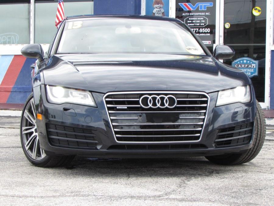 Used 2013 Audi A7 in Orlando, Florida | VIP Auto Enterprise, Inc. Orlando, Florida