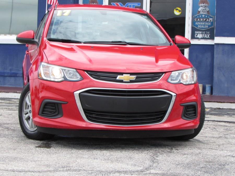 Used 2017 Chevrolet Sonic in Orlando, Florida | VIP Auto Enterprise, Inc. Orlando, Florida