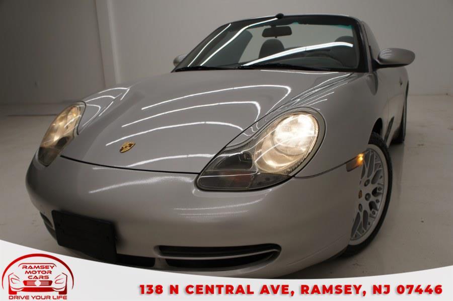 Used 2000 Porsche 911 Carrera in Ramsey, New Jersey | Ramsey Motor Cars Inc. Ramsey, New Jersey