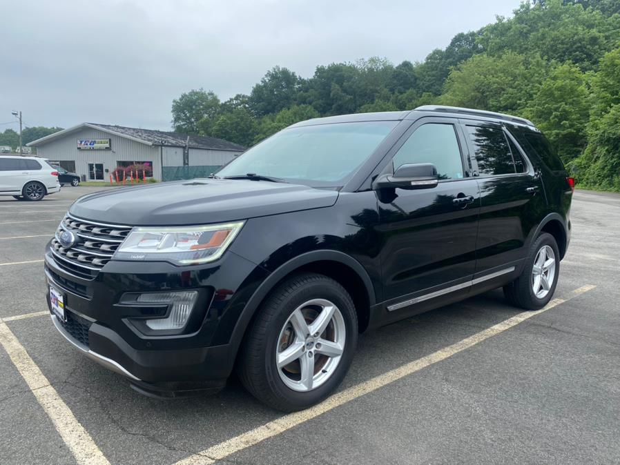 Used Ford Explorer XLT 4WD 2017 | Tru Auto Mall. Berlin, Connecticut