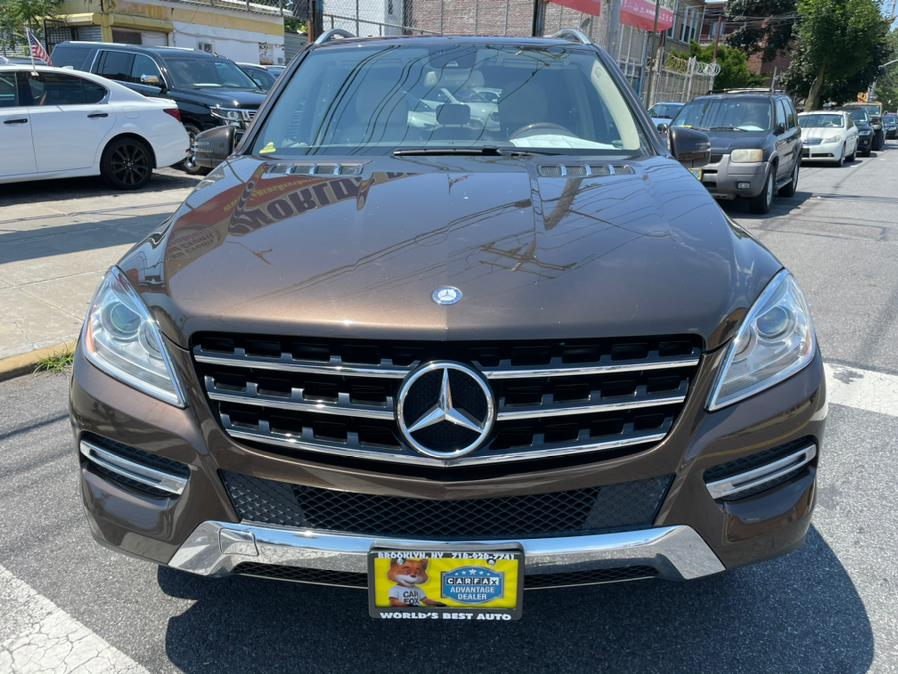 2013 Mercedes-Benz M-Class 4MATIC 4dr ML 350, available for sale in Brooklyn, NY