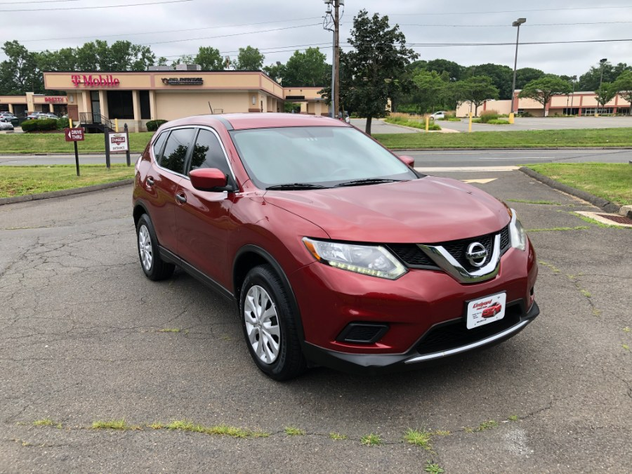 Used 2016 Nissan Rogue in Hartford , Connecticut | Ledyard Auto Sale LLC. Hartford , Connecticut