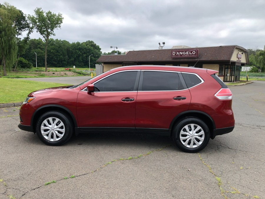 Used Nissan Rogue AWD 4dr SV 2016   Ledyard Auto Sale LLC. Hartford , Connecticut