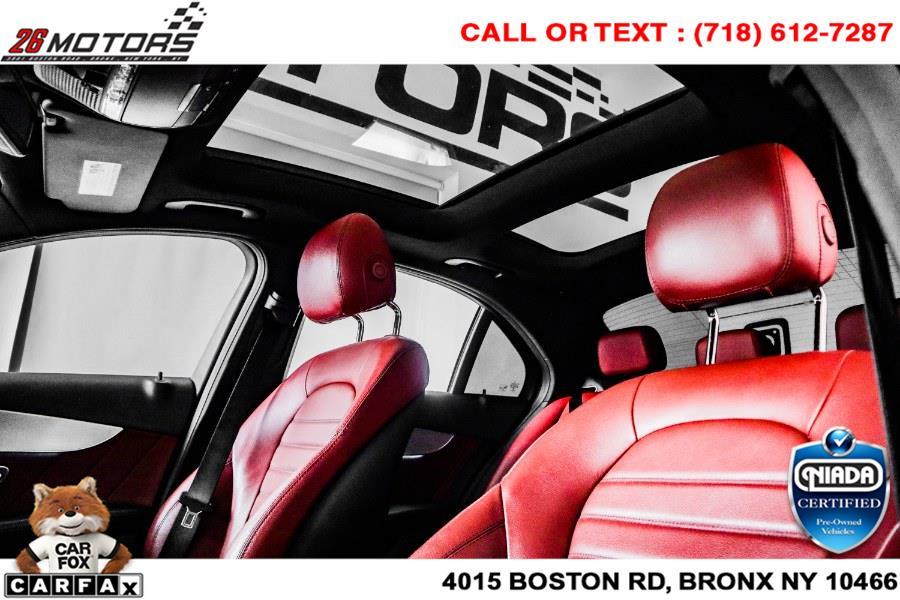 Used Mercedes-Benz C-Class C 300 4MATIC Sedan 2018 | 26 Motors Corp. Bronx, New York
