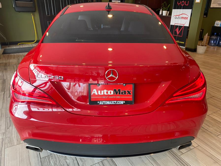 Used Mercedes-Benz CLA-Class 4dr Sdn CLA250 FWD 2014   AutoMax. West Hartford, Connecticut