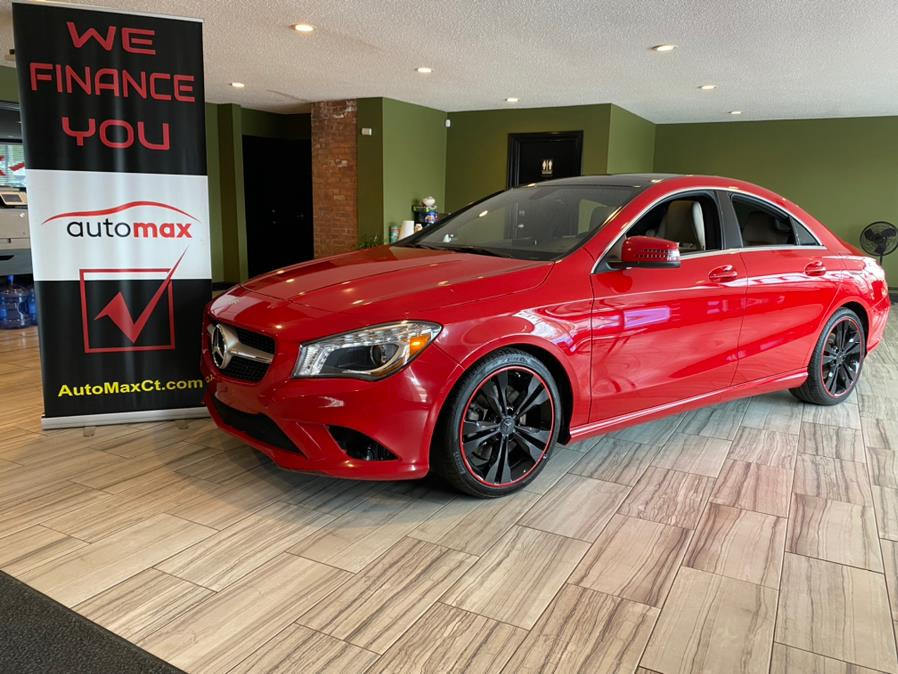 Used 2014 Mercedes-Benz CLA-Class in West Hartford, Connecticut | AutoMax. West Hartford, Connecticut