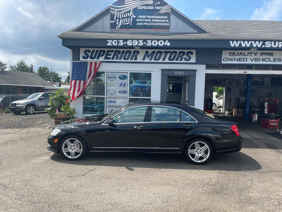 Used 2013 Mercedes-Benz S 550 SPORT in Milford, Connecticut   Superior Motors LLC. Milford, Connecticut