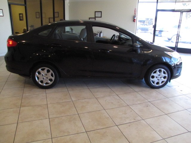 Used Ford Fiesta 4dr Sdn S 2013   Auto Network Group Inc. Placentia, California