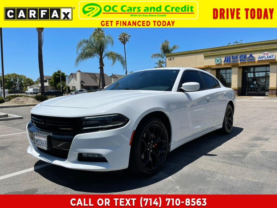 Used 2016 Dodge Charger in Garden Grove, California | OC Cars and Credit. Garden Grove, California