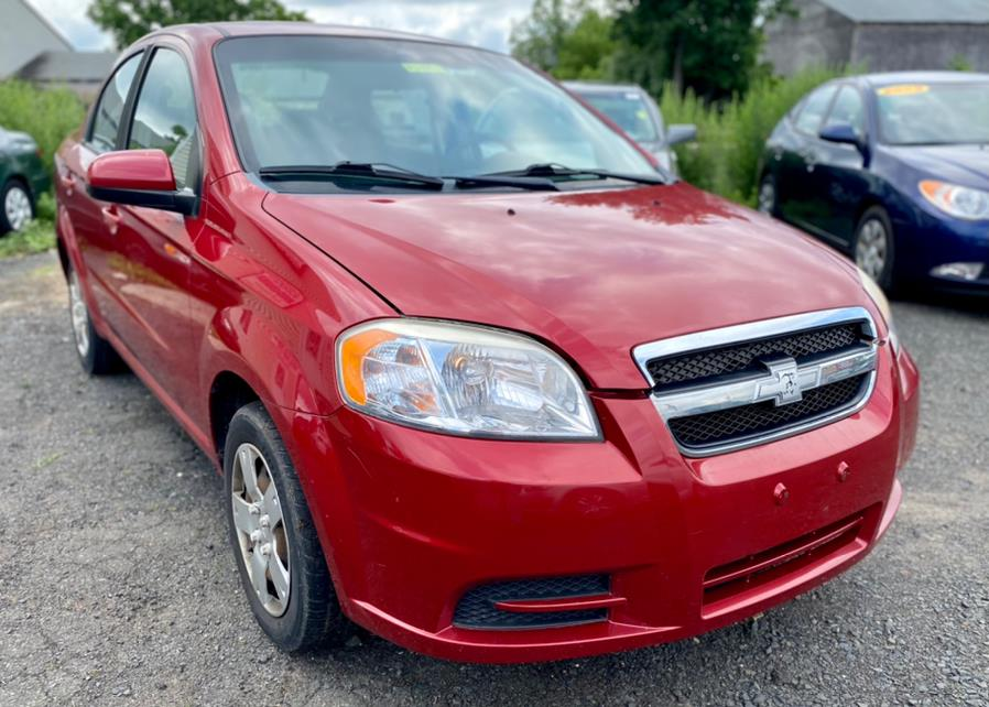 Used 2011 Chevrolet Aveo in Wallingford, Connecticut | Wallingford Auto Center LLC. Wallingford, Connecticut