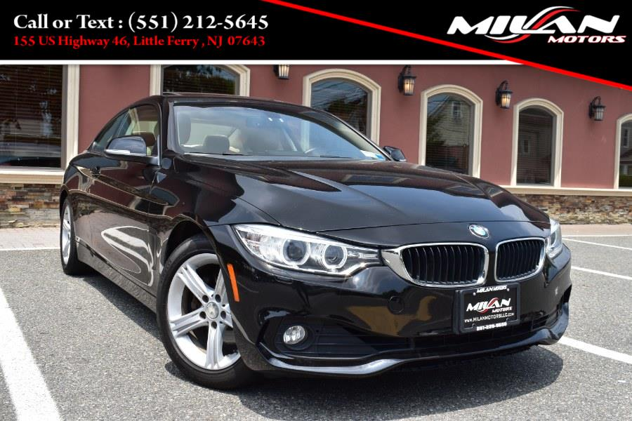 Used BMW 4 Series 2dr Cpe 428i xDrive AWD SULEV 2014 | Milan Motors. Little Ferry , New Jersey