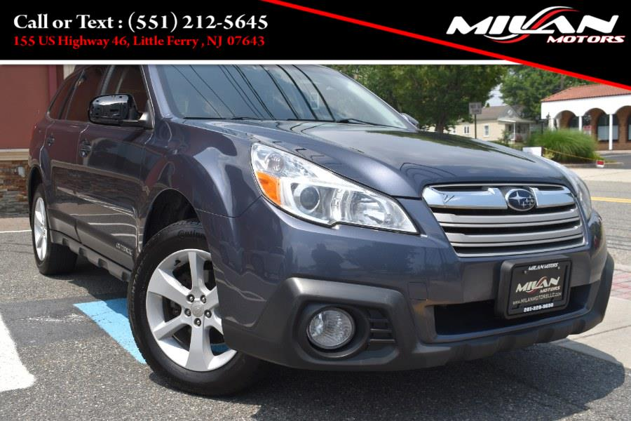 Used Subaru Outback 4dr Wgn H4 Auto 2.5i Premium 2014   Milan Motors. Little Ferry , New Jersey