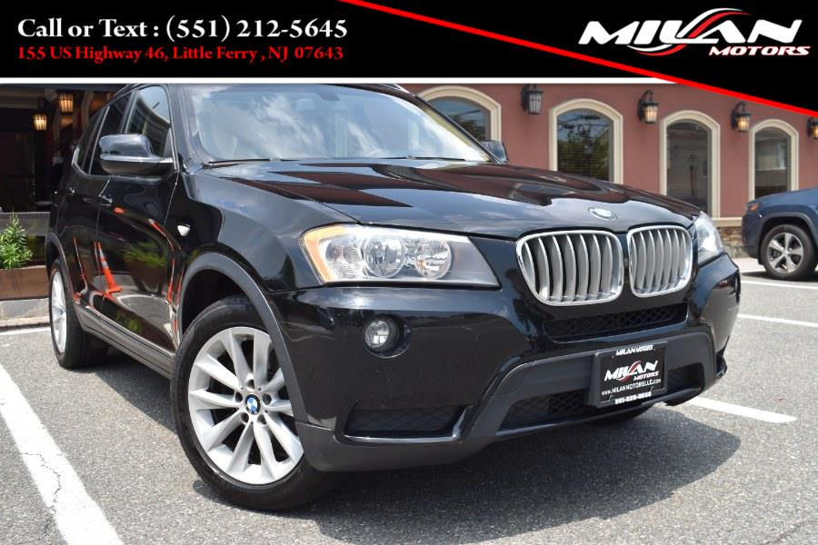 Used BMW X3 AWD 4dr xDrive28i 2013 | Milan Motors. Little Ferry , New Jersey