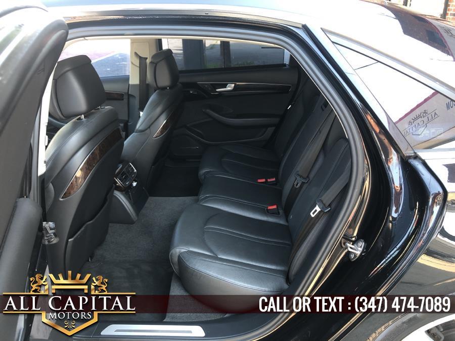 Used Audi A8 L 4dr Sdn 3.0L 2013 | All Capital Motors. Brooklyn, New York