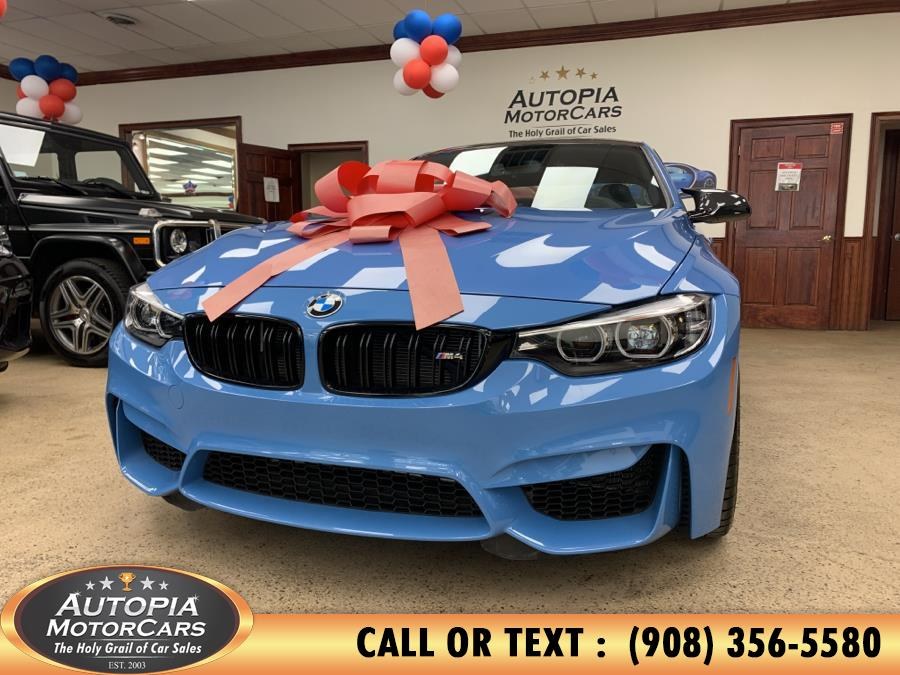 Used BMW M4 Coupe Competition Pack 2018 | Autopia Motorcars Inc. Union, New Jersey