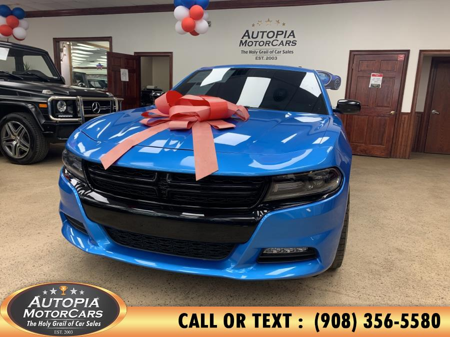 Used Dodge Charger R/T RWD 2018 | Autopia Motorcars Inc. Union, New Jersey