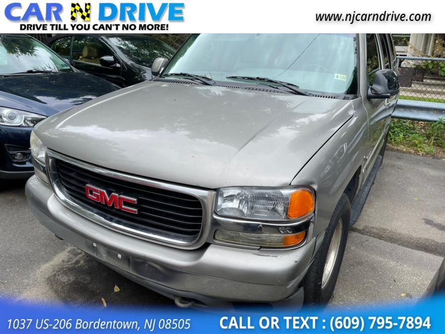 Used GMC Yukon SLE 4WD 2000 | Car N Drive. Bordentown, New Jersey