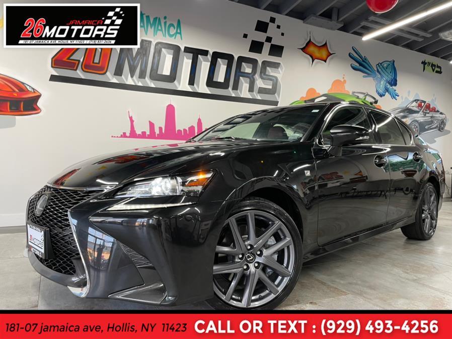 Used 2018 Lexus GS F Sport in Hollis, New York | Jamaica 26 Motors. Hollis, New York