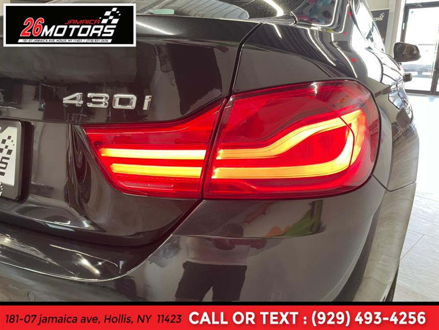 Used BMW 4 Series ///M Sport Pkg 430i xDrive Gran Coupe 2018   Jamaica 26 Motors. Hollis, New York