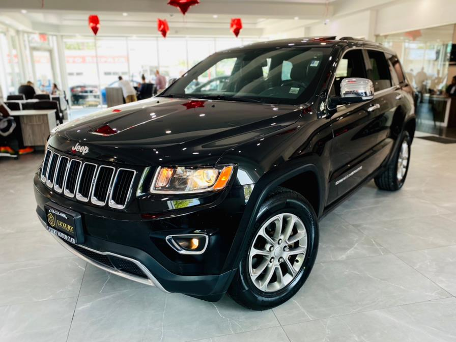 Used Jeep Grand Cherokee 4WD 4dr Limited 2016 | C Rich Cars. Franklin Square, New York