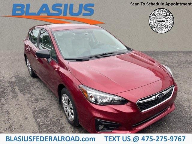 Used Subaru Impreza 2.0i 2018 | Blasius Federal Road. Brookfield, Connecticut