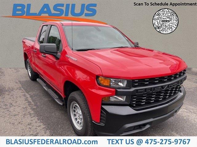 Used Chevrolet Silverado 1500 WT 2021 | Blasius Federal Road. Brookfield, Connecticut