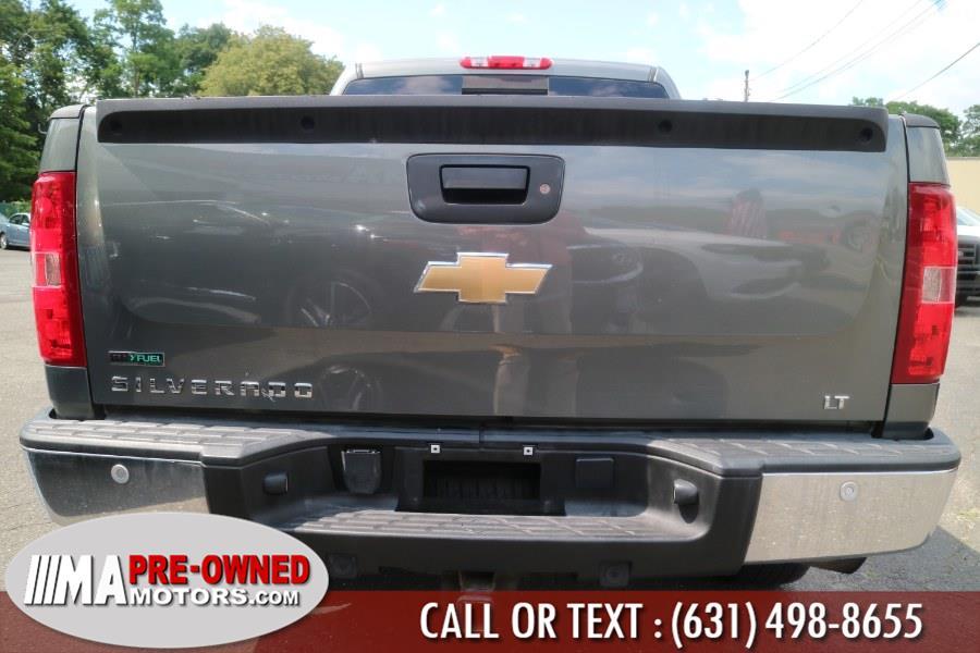"Used Chevrolet Silverado 1500 4WD Crew Cab 143.5"" LT 2011   M & A Motors. Huntington, New York"