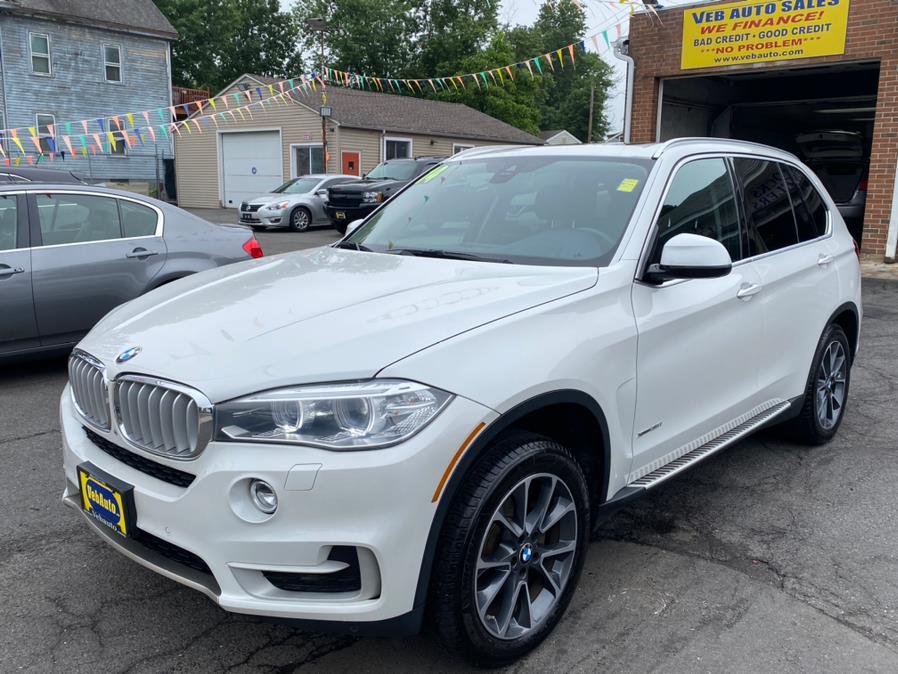 Used BMW X5 AWD 4dr xDrive35i 2014   VEB Auto Sales. Hartford, Connecticut