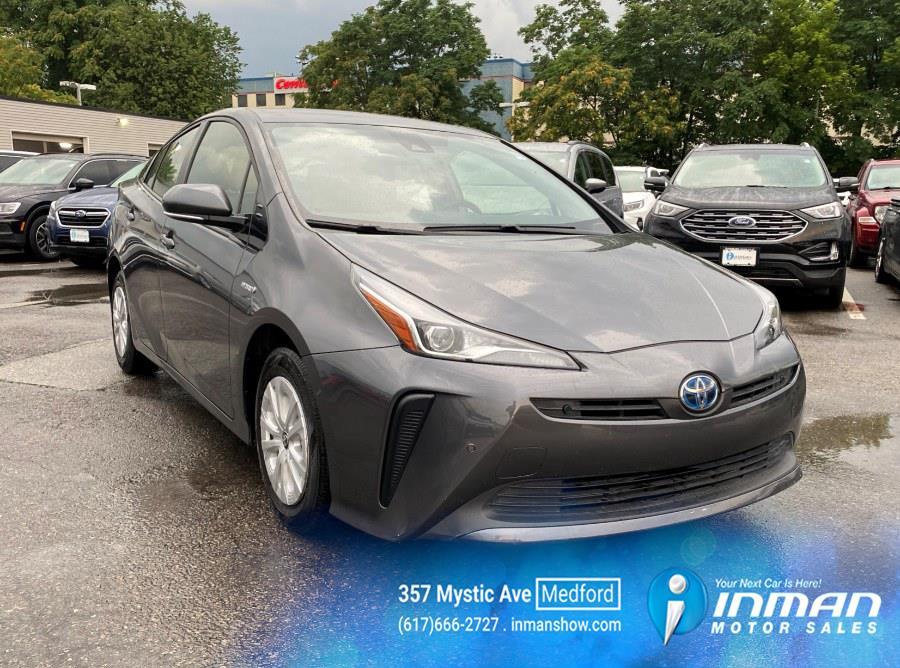 Used Toyota Prius LE (Natl) 2020 | Inman Motors Sales. Medford, Massachusetts