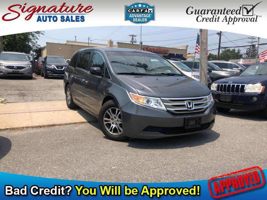 Used Honda Odyssey 5dr EX-L 2013 | Signature Auto Sales. Franklin Square, New York