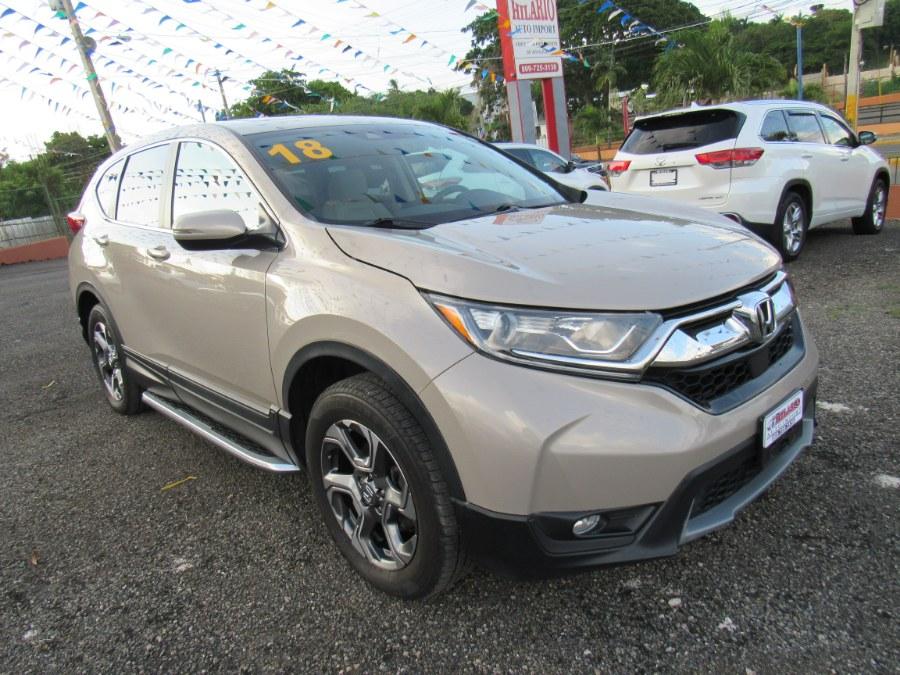 Used Honda CR-V EX AWD 2018 | Hilario Auto Import. San Francisco de Macoris Rd, Dominican Republic