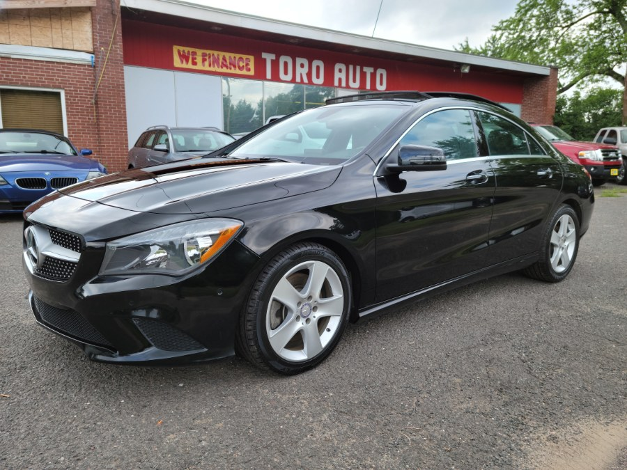 Used Mercedes-Benz CLA 4dr Sdn CLA 250 Sport PKG Navi Panoramic Roof 2016 | Toro Auto. East Windsor, Connecticut