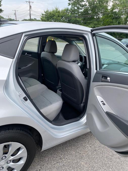Used Hyundai Accent 4dr Sdn Auto GLS 2015 | New Beginning Auto Service Inc . Ashland , Massachusetts