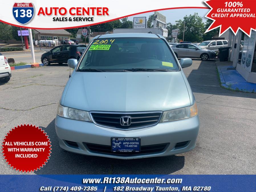 Used 2004 Honda Odyssey in Taunton, Massachusetts | Rt 138 Auto Center Inc . Taunton, Massachusetts