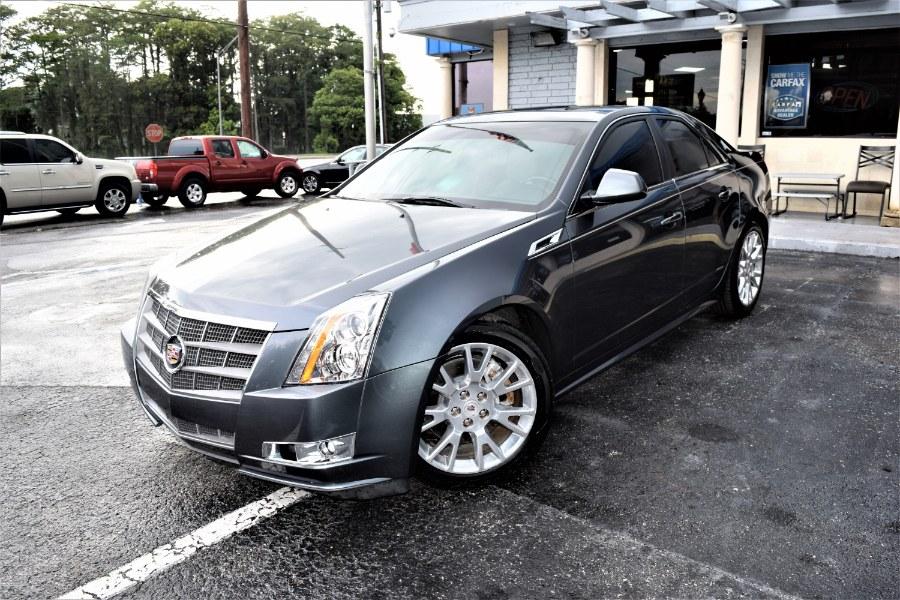 Used 2011 Cadillac CTS Sedan in Winter Park, Florida | Rahib Motors. Winter Park, Florida