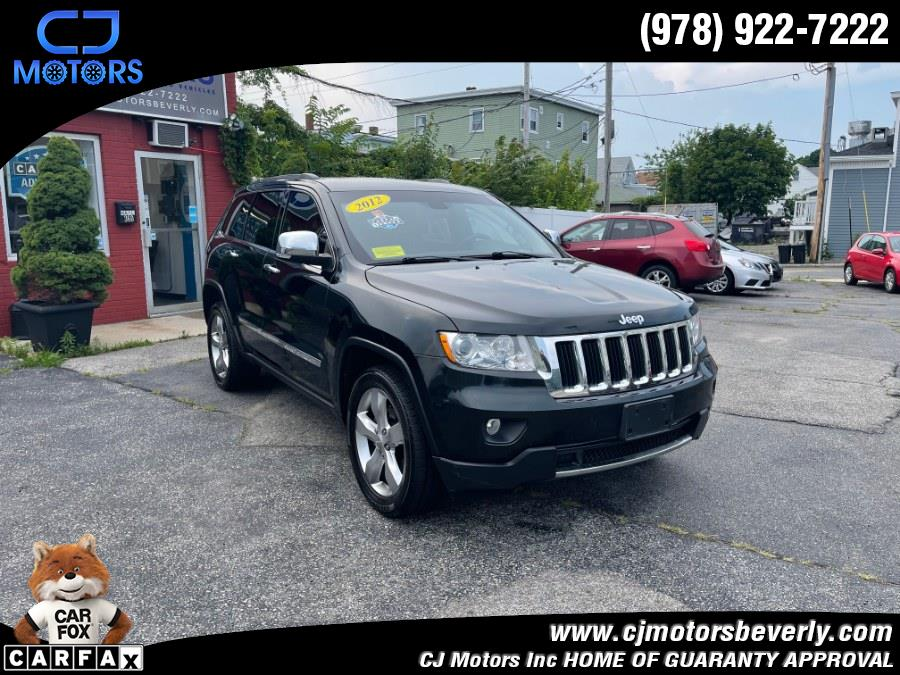 Used 2012 Jeep Grand Cherokee in Beverly, Massachusetts | CJ Motors Inc. Beverly, Massachusetts