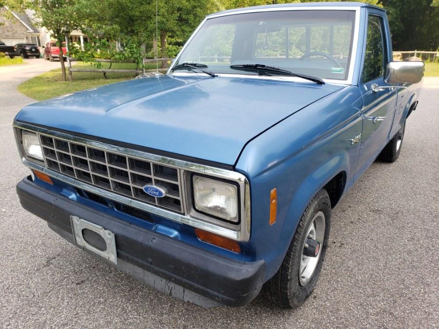 Used 1985 Ford Ranger Pickup in Auburn, New Hampshire | ODA Auto Precision LLC. Auburn, New Hampshire