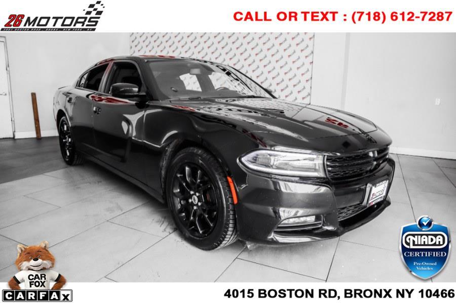 Used Dodge Charger SXT AWD 2017 | 26 Motors Corp. Bronx, New York