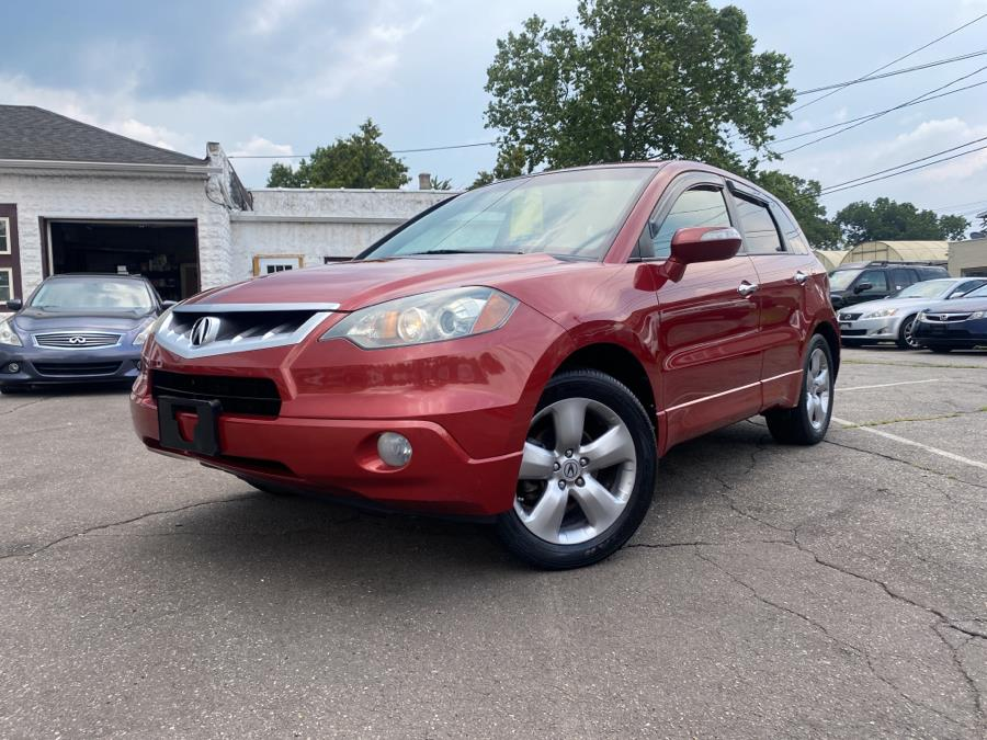 Used 2008 Acura RDX in Springfield, Massachusetts | Absolute Motors Inc. Springfield, Massachusetts
