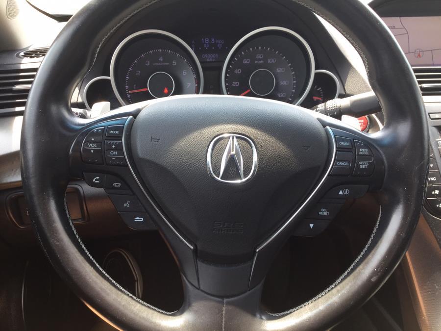 Used Acura TL 4dr Sdn Auto SH-AWD Tech 2013 | L&S Automotive LLC. Plantsville, Connecticut