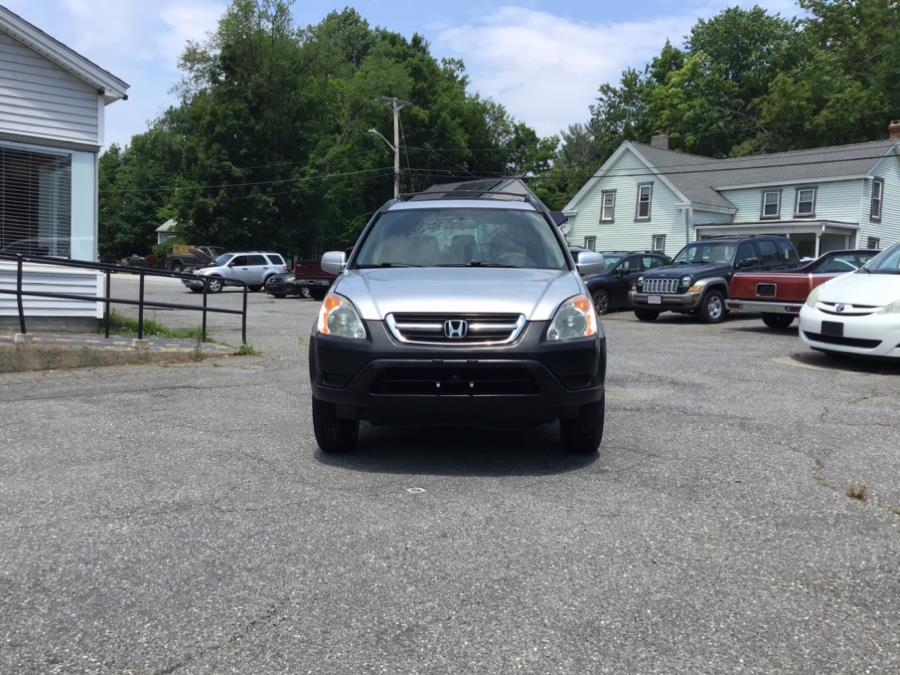 Used 2004 Honda CR-V in Leominster, Massachusetts | Olympus Auto Inc. Leominster, Massachusetts