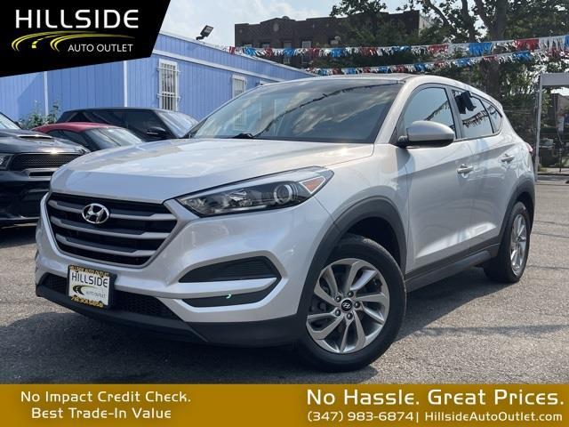 Used Hyundai Tucson SE 2018   Hillside Auto Outlet. Jamaica, New York