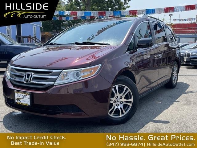 Used Honda Odyssey EX-L 2013   Hillside Auto Outlet. Jamaica, New York