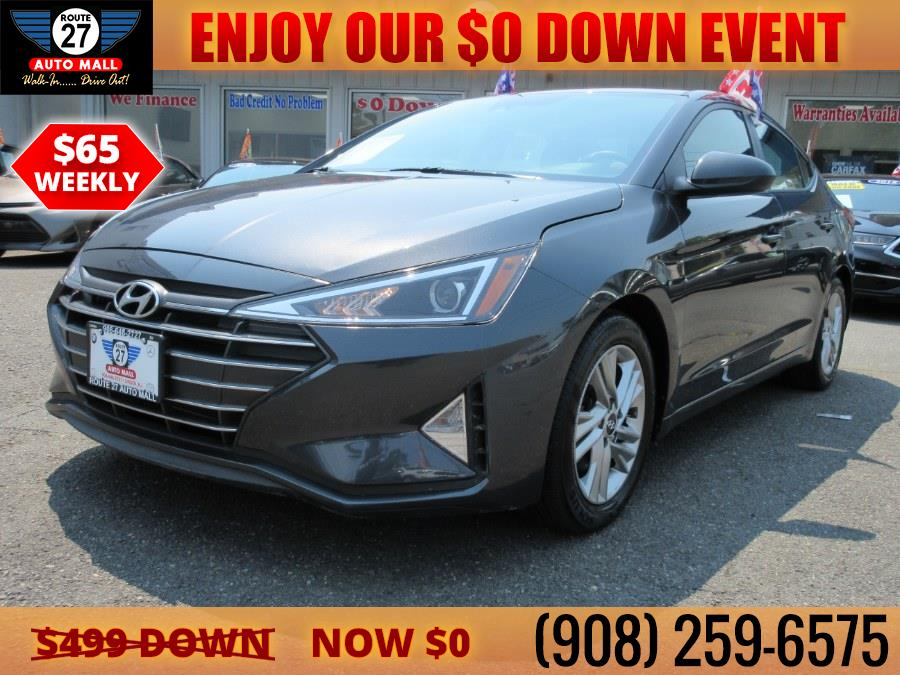 Used 2020 Hyundai Elantra in Linden, New Jersey | Route 27 Auto Mall. Linden, New Jersey