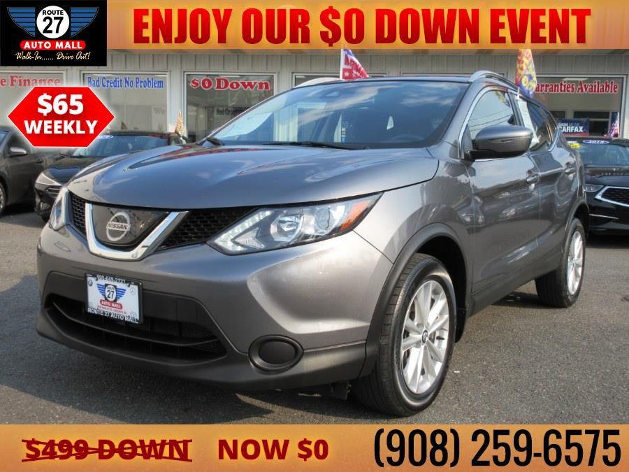 Used 2019 Nissan Rogue Sport in Linden, New Jersey | Route 27 Auto Mall. Linden, New Jersey