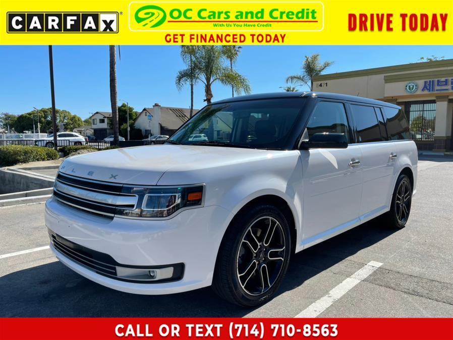 Used 2013 Ford Flex in Garden Grove, California | OC Cars and Credit. Garden Grove, California